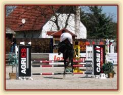 Carthago v soutěži stupňovaná obtížnost do 100 cm