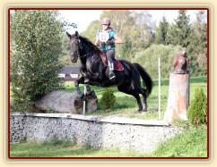 Arwen, všestrannost ZL Humpolec, září 2012